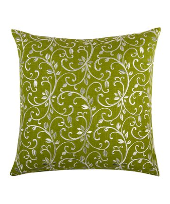 Sea Mist Green Taylor Pillow