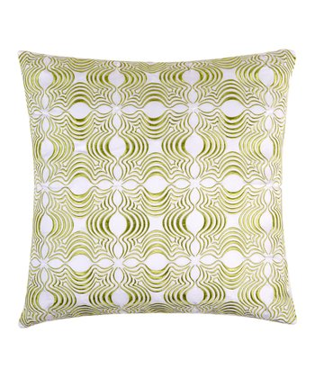Sea Mist Green Kenya Pillow