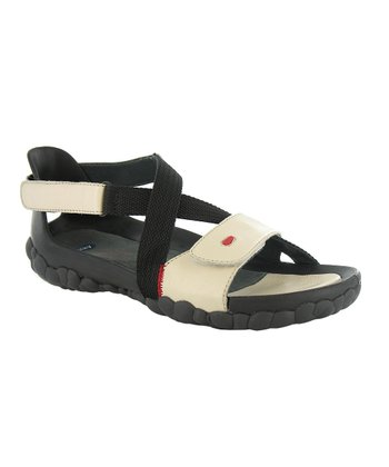 Off-White Bubble Sandal