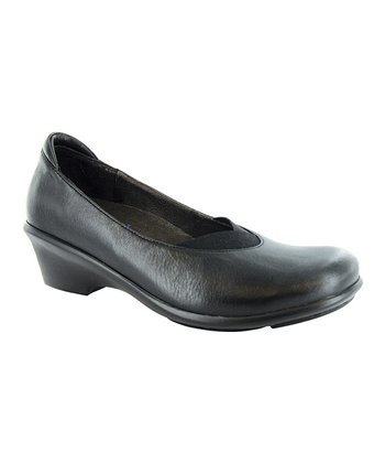 Black Priya Slip-On Shoe - Women