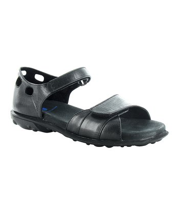 Black 702 Rapture Sandal