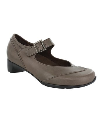 Taupe Argentina Mary Jane - Women