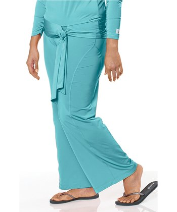 Aqua Yoga Lounge Pants - Plus