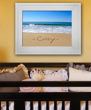 Personalized Sand Wall Art