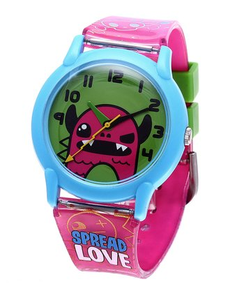 Purple Taco 'Spread Love' Watch