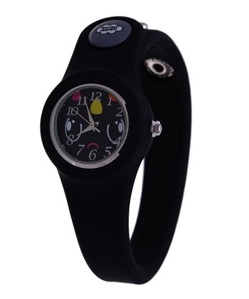Black Doom Drop 'Moody' Watch