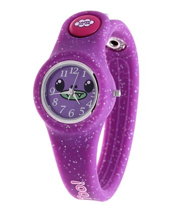 Purple Taco 'I'm Special' Watch