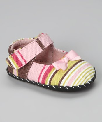 Neapolitan Stripe Originals Addison Mary Jane