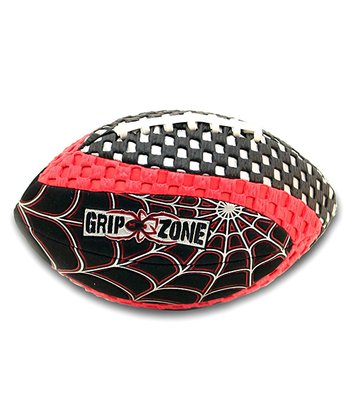Red & Black Grip Zone Spider Football