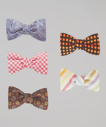All About Style Bow Tie Decal Set
