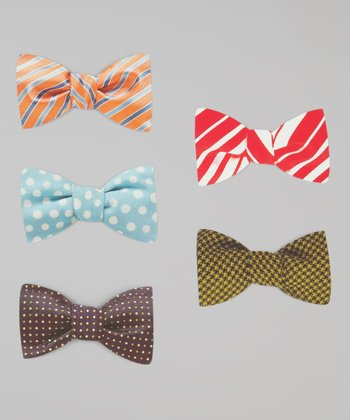 Dapper Bow Tie Decal Set