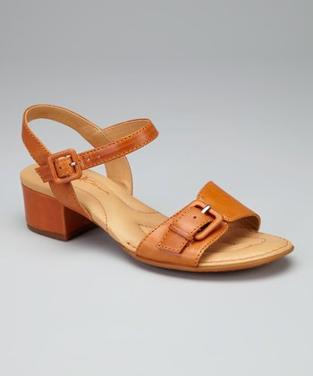 Fanta Leather Martine Sandal