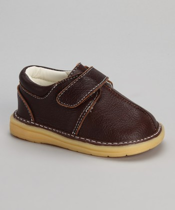 Dark Brown Shoe