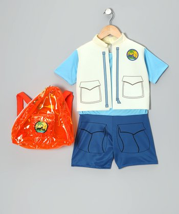 Blue Diego Dress-Up Outfit - Toddler & Kids