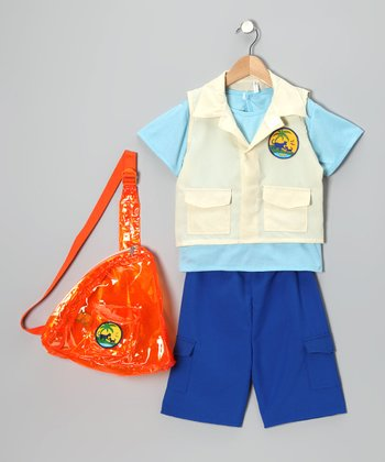 Deluxe Diego Dress-Up Outfit - Toddler & Kids