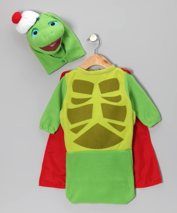 Turtle Tuck Dress-Up Outfit - Infant