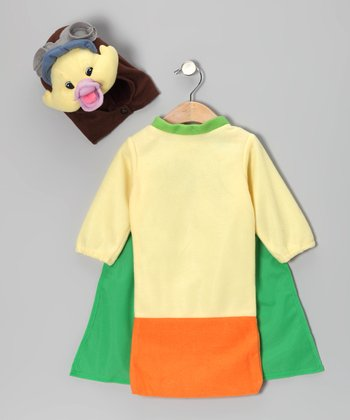 Ming-Ming Duckling Bunting Dress-Up Outfit - Infant