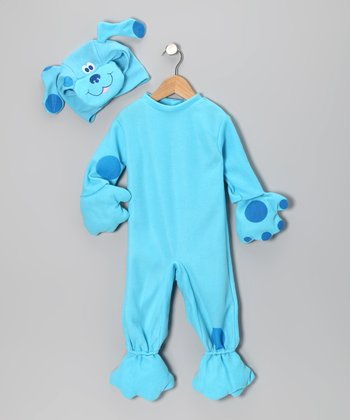 Blue's Clues Playsuit Dress-Up Outfit - Infant