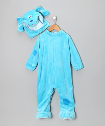 Blue's Clues Footie Dress-Up Outfit - Toddler & Kids
