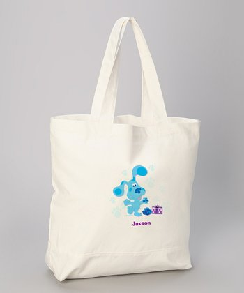 Blue's Clues Personalized Tote