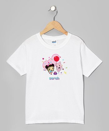 Birthday Kai-lan Personalized Tee - Toddler & Kids