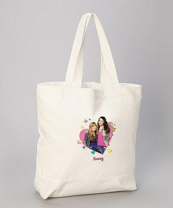 iCarly Personalized Tote