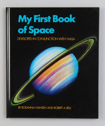 My First Book of Space Hardcover