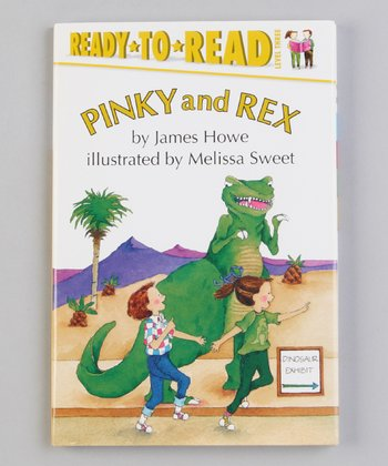 Pinky and Rex Hardcover