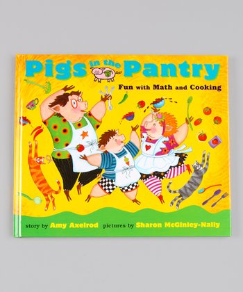 Pigs in the Pantry Hardcover
