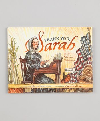 Thank You, Sarah Hardcover