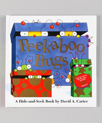 Peekaboo Bugs Lift-the-Flap Hardcover
