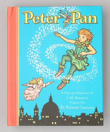 Peter Pan Pop-Up Hardcover