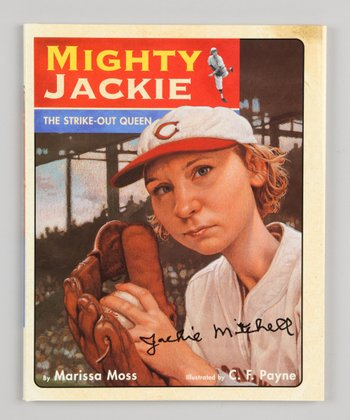 Mighty Jackie Hardcover