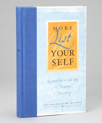More List Your Self Hardcover