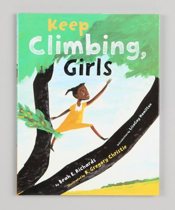 Keep Climbing, Girls Hardcover
