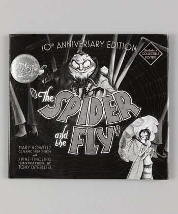 The Spider and the Fly 10th Anniversary Edition Hardcover