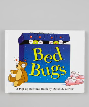Bed Bugs Pop-Up Hardcover