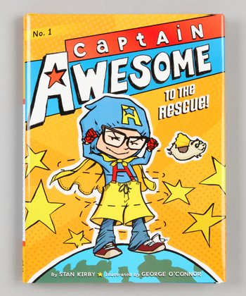 Captain Awesome to the Rescue! Hardcover