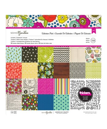 SoHo Garden Collection Paper Set