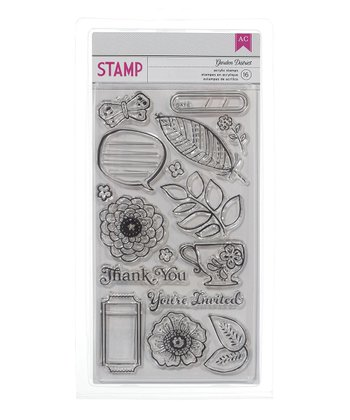Garden District Stamp Set