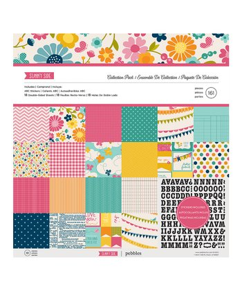 Sunnyside Scrapbook Collection Kit