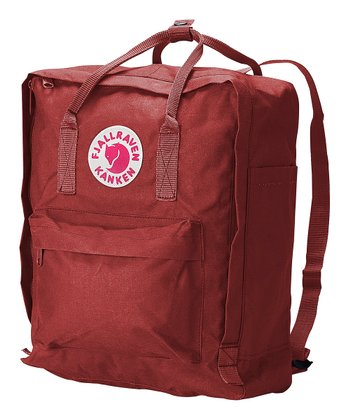 Ox Red Classic Kånken Backpack