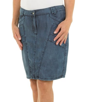 Denim Skirt - Women