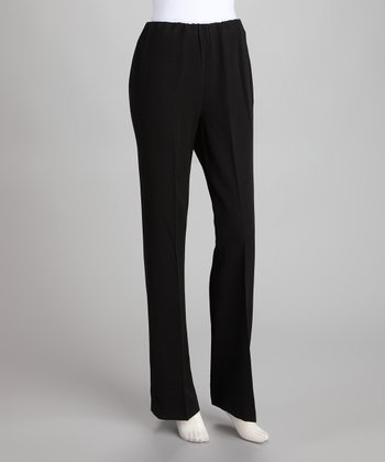 Black Shaper Pants