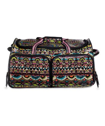 Neon One World Duffel Bag