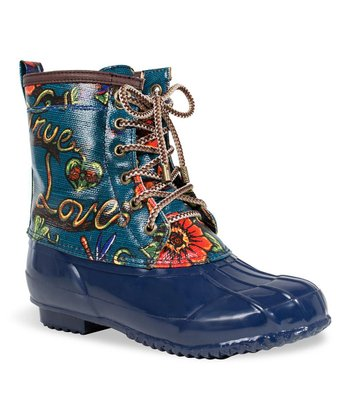 Lagoon True Love Duck Boot