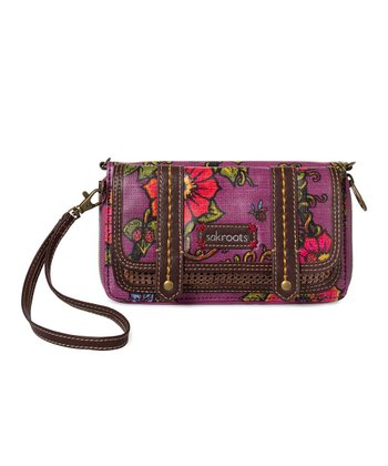 Berry True Love Wristlet Wallet