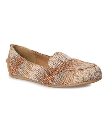 Driftwood Zigzag Lisa Slip-On Shoe