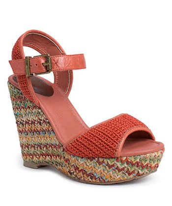 Cayenne Crochet Mallory Wedge