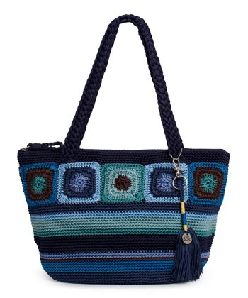 Neptune Crocheted Shoulder Bag